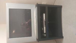 Télé, lecteur dvd et meuble télé
