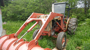 Case 630 tractor