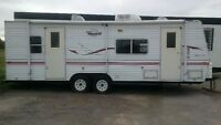 2000 Fleetwood Terry 25ft, Excellent condition!