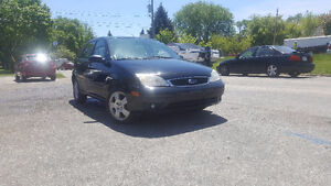 LEASE TO OWN IN 2 YEARS 2005 Ford Focus SES Hatchback $35.90/w