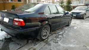 2001 BMW 530i M Package 5 Speed