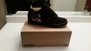 Brand new still with tags in box Metal mulisha shoes.