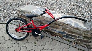 vélo girafe pour enfants