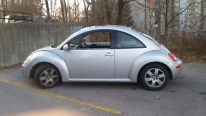 2007 Volkswagen Beetle Coupe (2 door) Certified, Clean title