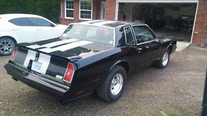 1985 Monty 355  5 speed
