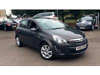 2013 Vauxhall Corsa 1.2 Energy (AC) Manual Petrol Hatchback