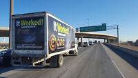 Trucks Wanted Make $500-$1000 per month doing Mobile Advertising