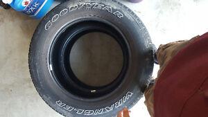 275/60/20 wrangler sra Kitchener / Waterloo Kitchener Area image 2