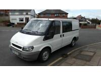 Ford Transit 2.0TDI ( 85PS ) 2004MY 280 SWB