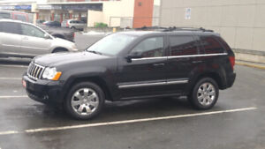 2008 Jeep Grand Cherokee Limited SUV, Crossover Diesel