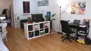 JUNE 1st LEASE TRANSFER $722 Studio Apartment Downtown Montreal