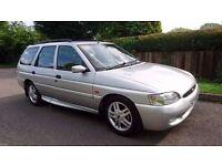 1998 Escort estate GTI, 2 owners, 80k (RARE!!)