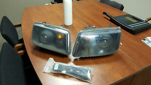MK4 VW Jetta bi-xenon projector headlights
