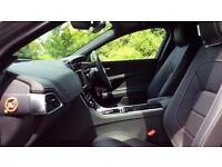 2017 Jaguar XE 2.0d (180) R-Sport - Pre Reg O Automatic Diesel Saloon