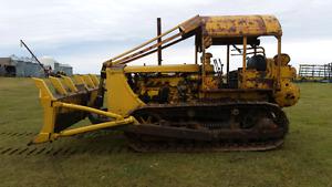 D6 Cat Crawler Tractor