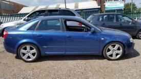 Audi A4 1.8T 2004MY S Line