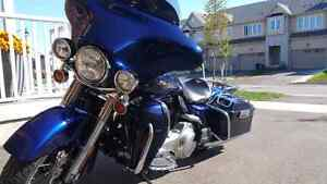 2007 flht 96 cubic harley davidson with extras and safetied
