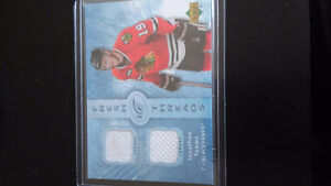 2007/08 upper deck ice fresh threads Jonathan Toews