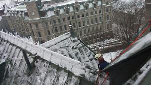 déneigement de toiture spécialisé - hauteacces.ca Lac-Saint-Jean Saguenay-Lac-Saint-Jean image 7
