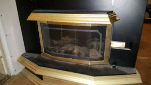 Fireplace (oil burner)