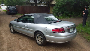 2004 Chrysler Sebring LXi/touring/convertable Coupe (2 door)