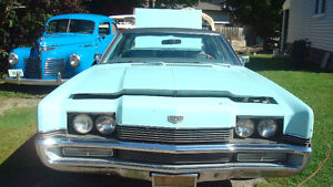 2 cars 69 marquis 4 dr  and 69 marquis convertible
