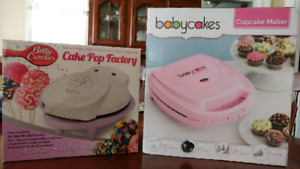 Cake Pop Factory & Cupcake Maker