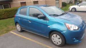 Mitsubishi Mirage 2014 MECANIQUE A1!! BAS MILLAGE 50 000KM 5500$