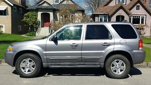 2007 Ford Escape Limited V6 4WD, Accident Free, Non-smoking