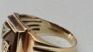 Siffari gold ring 10k