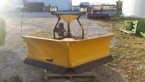 Western / Fisher v plow