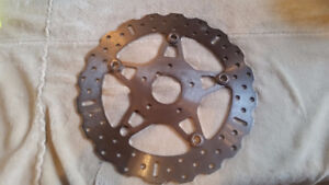 5 units of disque break for motorcycle