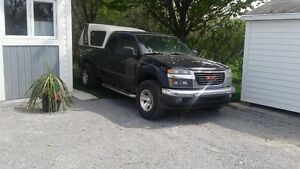 2007 GMC Canyon mag Camionnette