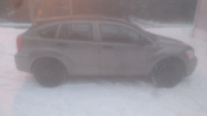 winter and summer tires included, 2008 dodge caliber sxt