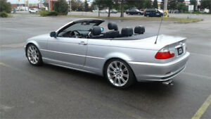 2002 BMW 3-Series 325 Convertible & zhp m package rims