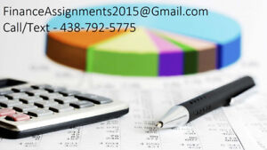 Accounting/finance Help - ASSIGNMENTS - 24/7