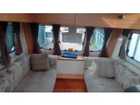 Bailey olympus464 4 berth for sale