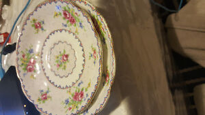 "3 Royal Albert Old Country Roses 6 1/4"" Bread and Butter Plates Regina Regina Area image 2"