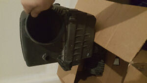 2012 Jeep Grand Cherokee SRT8 Air Intake System