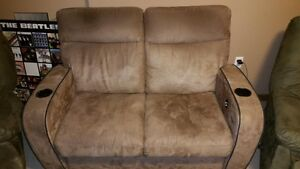 Home Theatre Rumble Love Seat