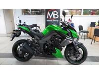 2013 KAWASAKI Z1000 NAKED ZR 1000 DDF Naked Nationwide Delivery Available