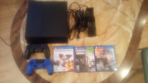 Lightly Used PS4 and Accessories FOR SALE
