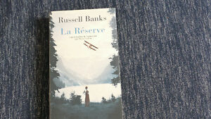 "Russell Bank - ""LA RESERVE"""