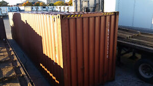 20' and 40' Used Shipping and Storage Containers - Sea Cans Edmonton Edmonton Area image 5