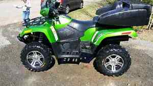2011 Arctic Cat TRV700