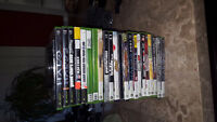 Xbox 360 Games and Xbox Games