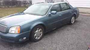 2000 Cadillac Deville $1700 or trade for motorcycle