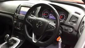 2016 Vauxhall Insignia 2.0 CDTi (170) ecoFLEX SRi Vx- Manual Diesel Hatchback