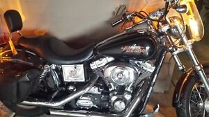Harley Davidson Dyna Low Rider North Shore Greater Vancouver Area image 3