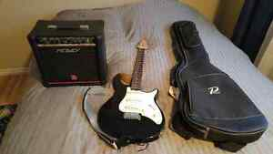 Peavey Electric Guitar/Ampfor Sal e - Used Only Once